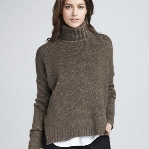 Vince wool, silk cashmere blind sweater❤️